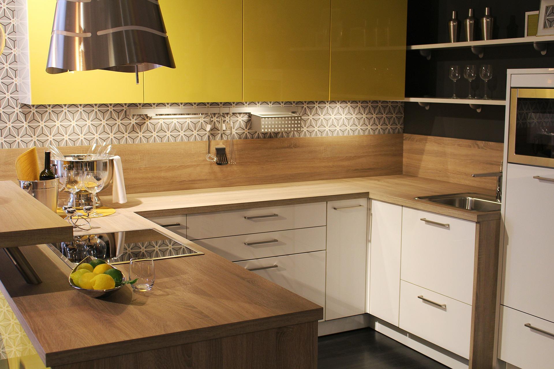 fronty kuchenne lakierowane
