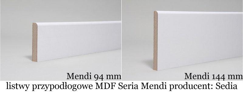 Listwy przypodłogowe Mendi