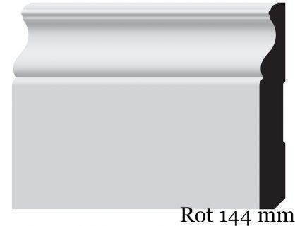 Listwa przypodłogowa MDF Rot